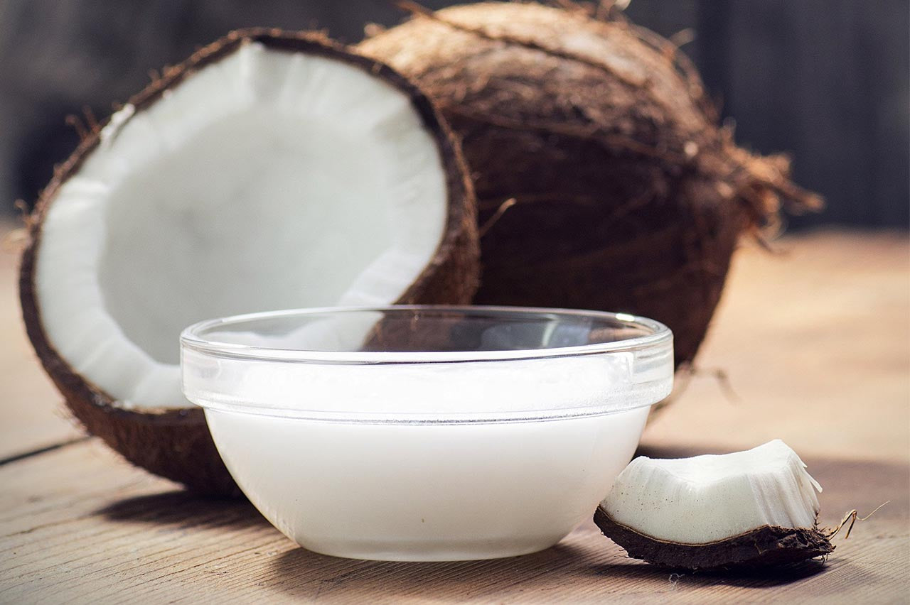 Coconut Oil flavourless (1kg)