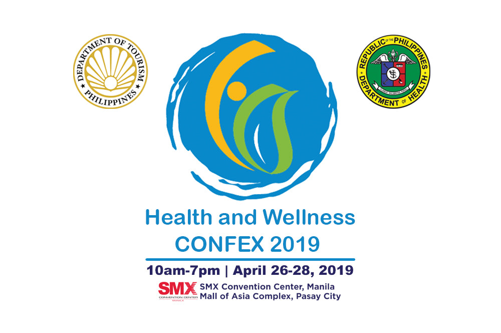 Catch VPharma at the 2019 Health and Wellness ConFex at SMX MOA!