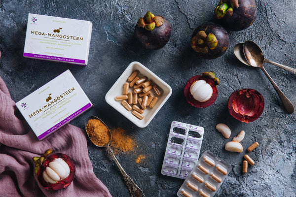 Mega-Mangosteen Capsules for Sale | VPharma
