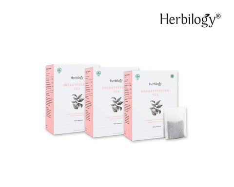 Herbilogy Breastfeeding Tea for Breastmilk Booster Trio Bundle for sale | VPharma