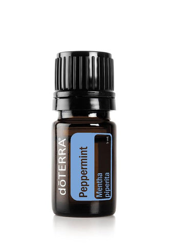 Doterra Food Oils- Peppermint (Food)  (Mentha Piperita) 5ml