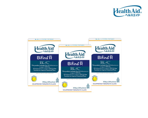 Health Aid Bifina R20 Trio Bundle for sale | VPharma
