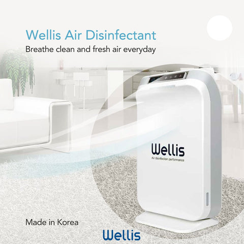 Wellis Revolutionary Technology Air Disinfectant