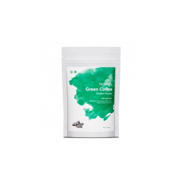 Herbilogy Green Coffee Extract Powder (Biji Kopi Hijau)