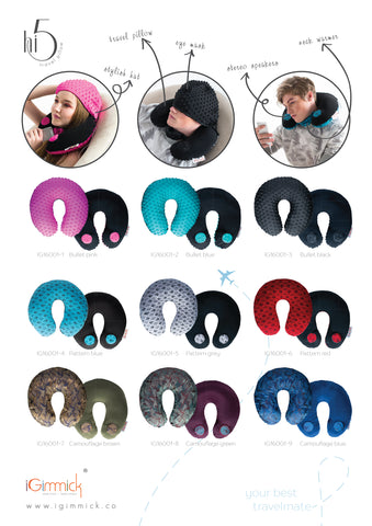 iGimmick travel pillow