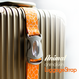 Animal Luggage Strap