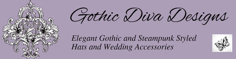 Gothic Divca Designs on Etsy
