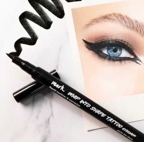 Avon Cosmetics  Mark. Whip Into Shape Tattoo Eyeliner