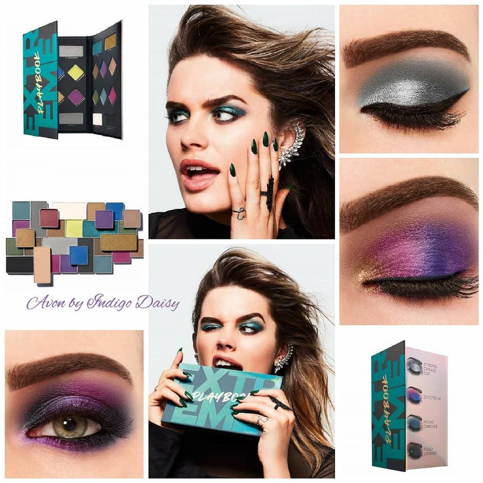 Avon Cosmetics - Mark. Extreme Eyeshadow Palette