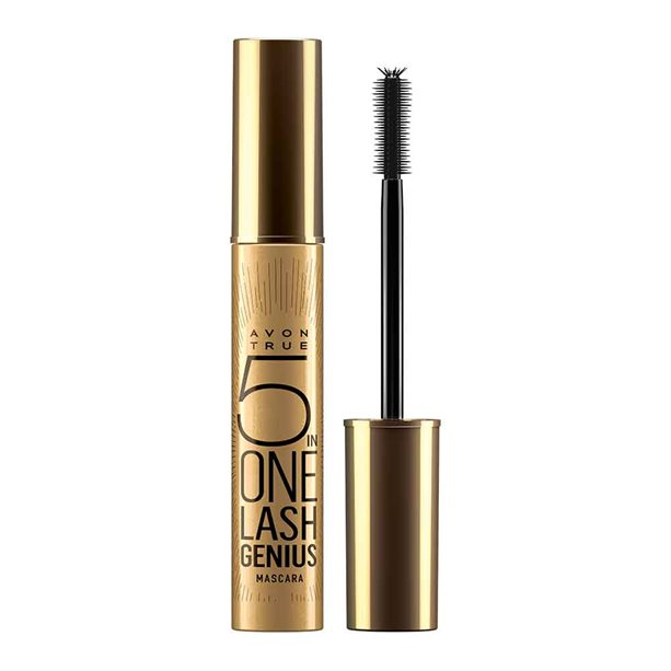 Avon Cosmetics - Avon True Lash Genius Mascara - Blackest Black