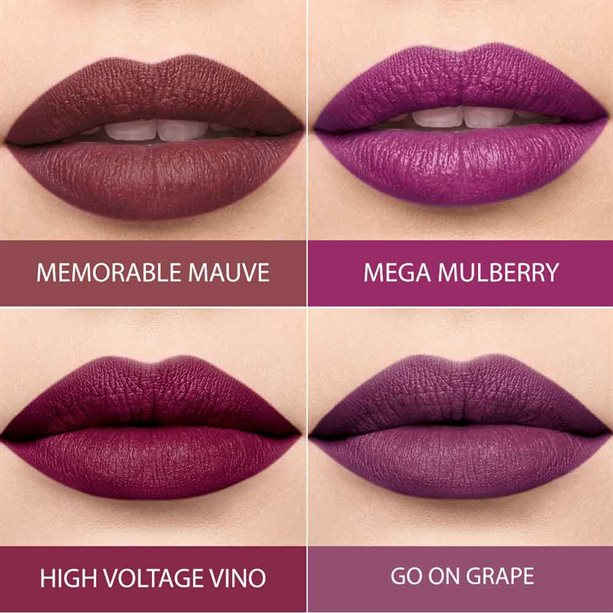 Avon Cosmetics Power Stay Lipstick gothic shades