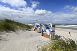 0295 Sylt - Summer-Feeling am Weststrand
