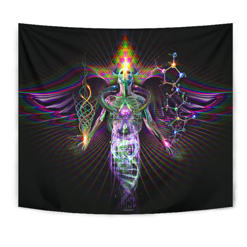 Rise Artwork Tapestry