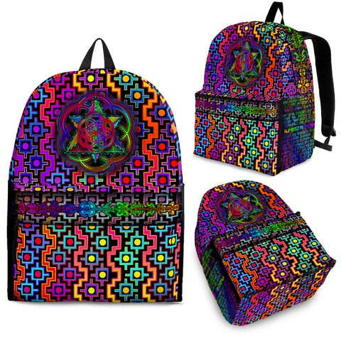 Prismatic Cipher Backpack