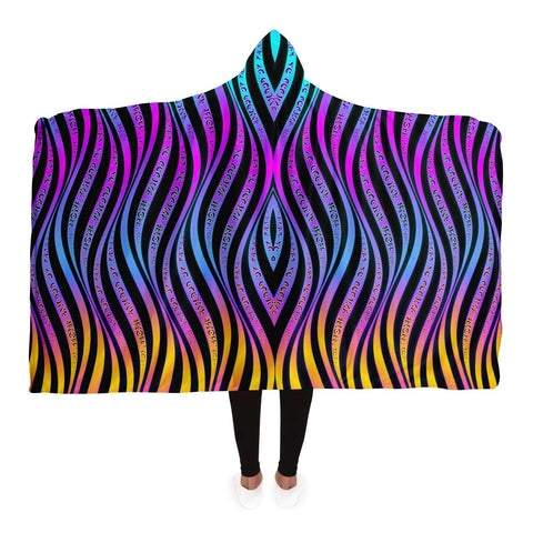 Xenowave Hooded Blanket