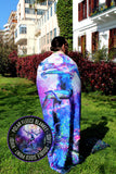 Dancing Shiva XL Cozy & Lightweight Blanket / Tapestry