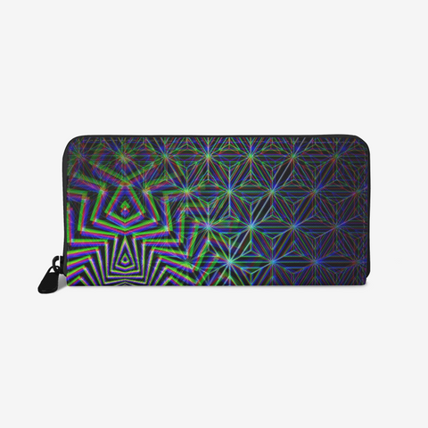 Starseed Leather Wallet