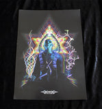 "%50 OFF!!! Signed Paper Print of ""Activate"""