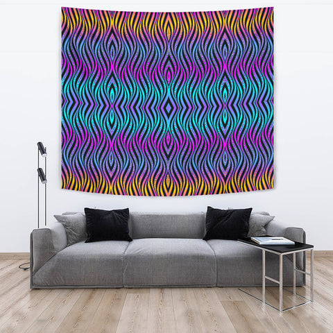 Xenowave Decorative Tapestry