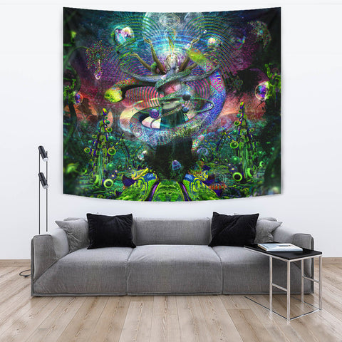 Venus Exalted Artwork Tapestry