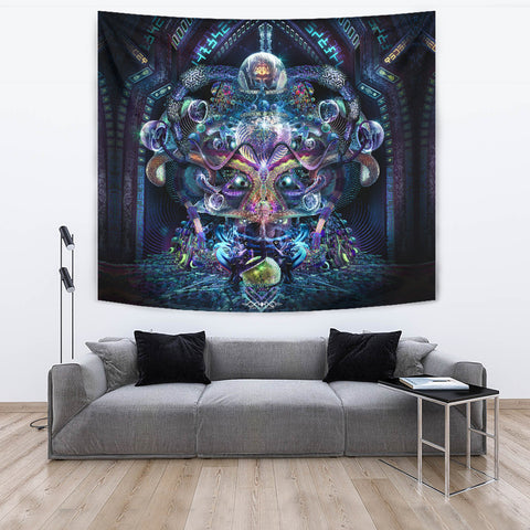 Prey for You Artwork Tapestry