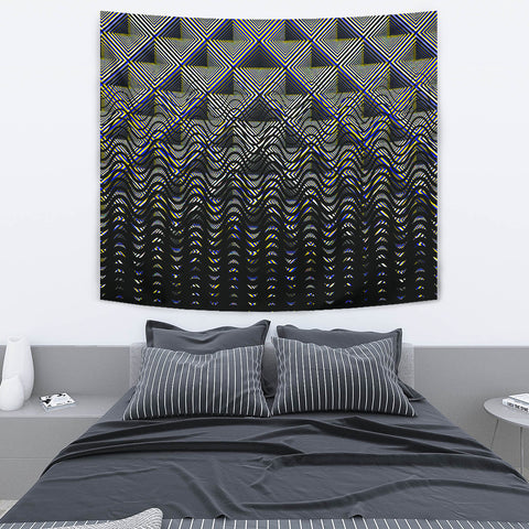 Cubed Decorative Tapestry