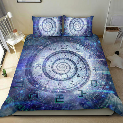 Clockwork Cosmos Bedding Set