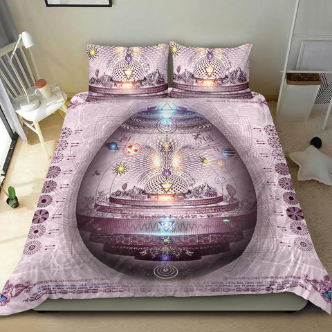 Cosmic Egg Bedding Set