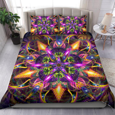 Sylvan Perception Bedding Set