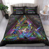 Trinary Transcendence Bedding Set