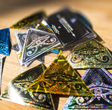 Holographic Horus Sticker Pack
