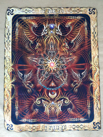 Lycra Tapestry / Backdrop of Sol Invictus