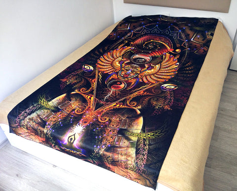 XL Lycra Tapestry / Backdrop of Telluric Arcanum