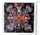 "Stretched Canvas Print of ""Venusian Cross"""