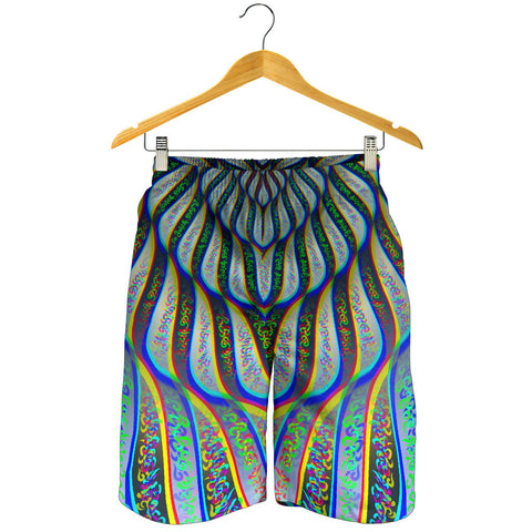 Phonetic Vortex 02 Men's Shorts