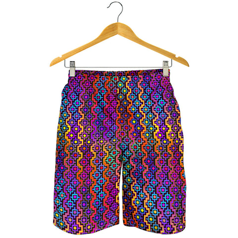 Rainbow Healing Men's Shorts