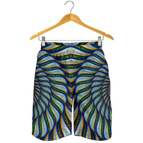 Phonetic Vortex 03 Men's Shorts