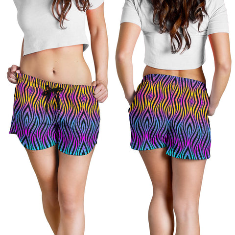 Xenowave Women's Shorts