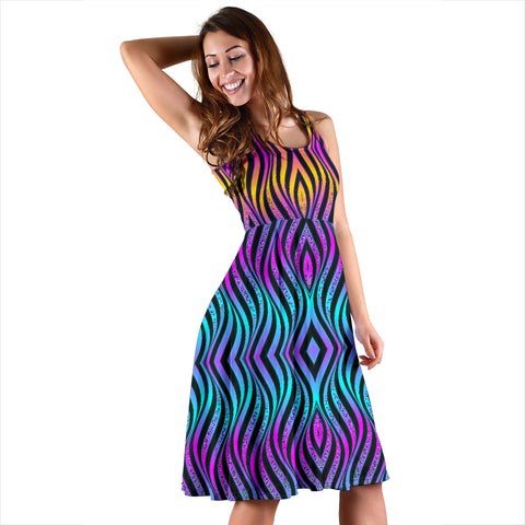 Xenowave Woman's Dress