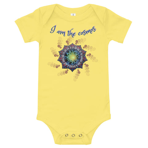 Baby Wear - I am the Cosmos