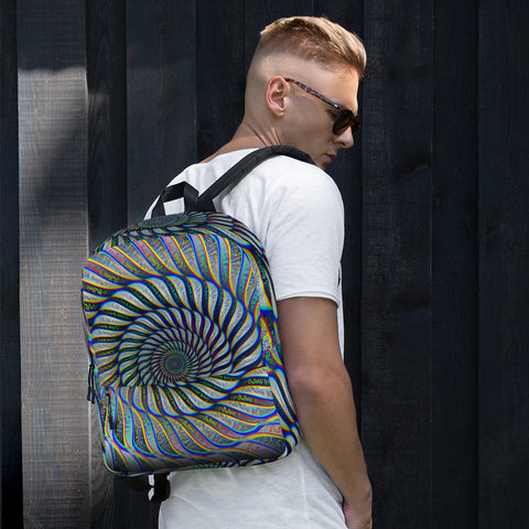 Phonetic Vortex Backpack