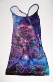 Ladies Lattice Halter Top - Luminous Presence (LIMITED EDITION)