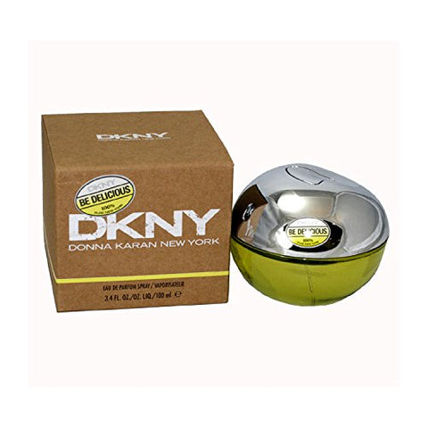 DKNY Be Delicious Eau de Parfum - 100 ml (pack of 1) 100ml