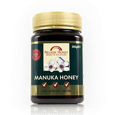 Nelson Honey Manuka natural active Silver Honey 500 gms Pack of 1
