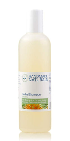 Handmade Naturals Herbal Shampoo for Sensitive Skin