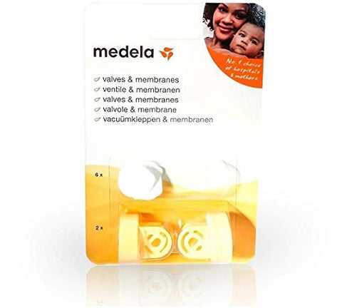 Medela Breastpump Replacement Valves and Membranes
