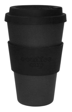 Kerr & Napier, 14oz Ecoffee Cup | Made with bamboo fibre, no-drip lid & dishwasher safe 1 Kerr & Napier