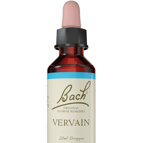 Bach Original Flower Remedy Vervain, 20 ml