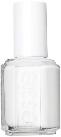 essie Original Shine & Gloss Nail Varnish, Streak Free Application, Nail Enamel 1 Blanc White Nail Polish French Manicure 13.5 ml