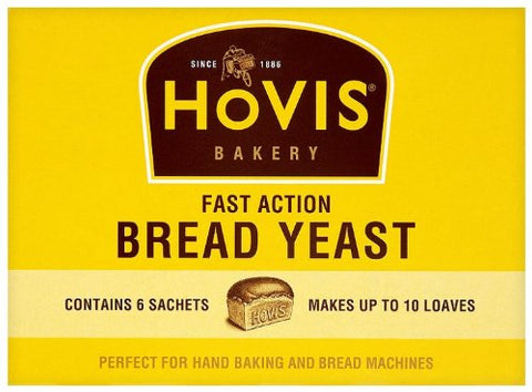 Hovis Fast Action Bread Yeast 42 g
